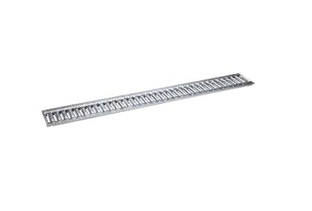 Решетка DN100  стальная штампованная