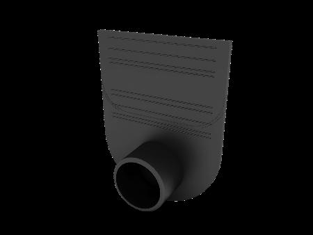 Заглушка-переходник для лотков DN100